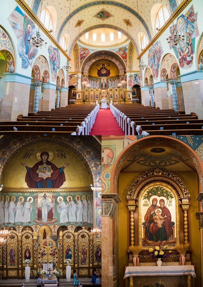 Immaculate Conception Ukrainian Catholic Church Detroit