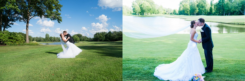 Cherry Creek Golf Club Ukrainian Wedding
