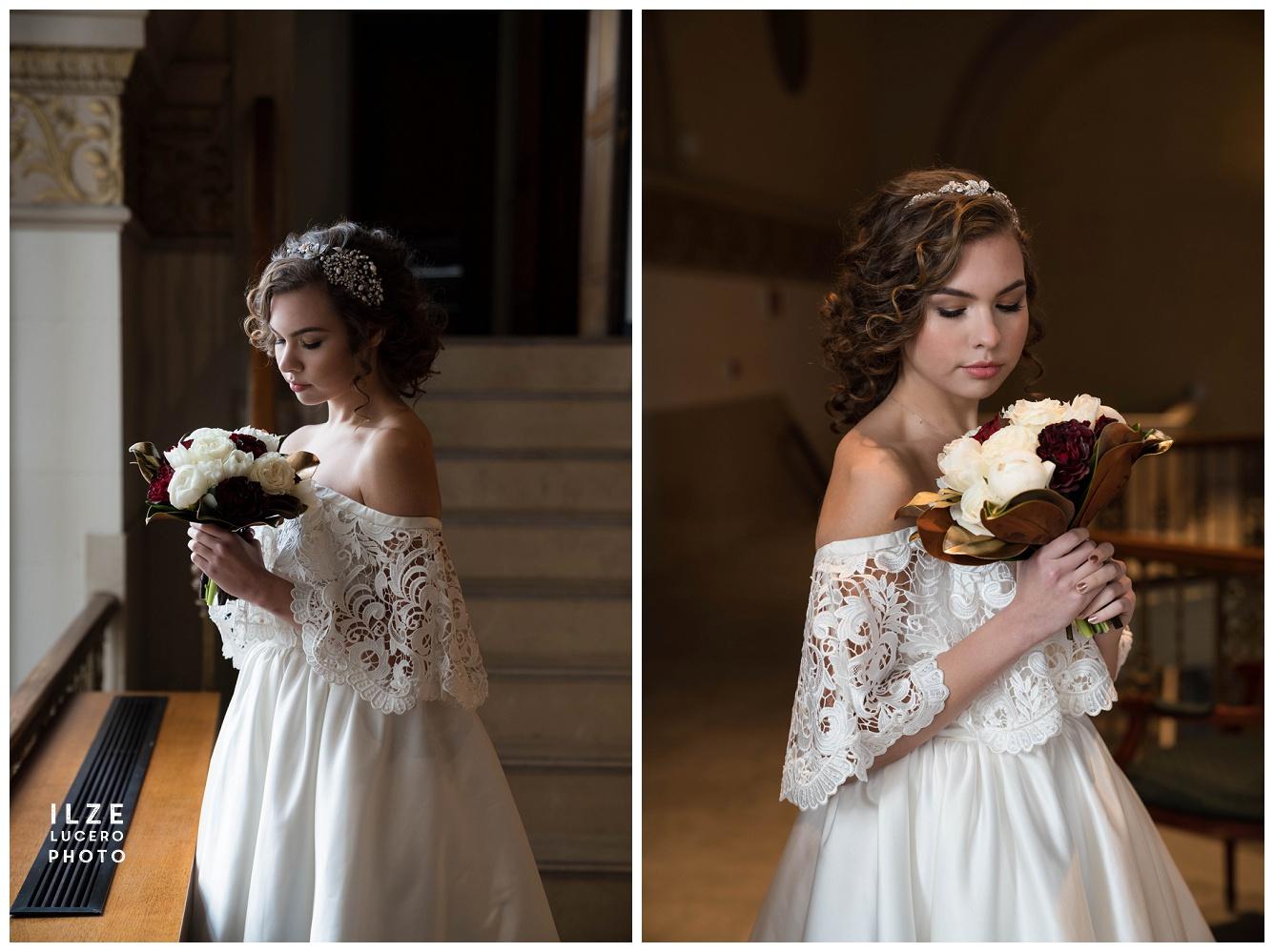 Wedding at The Treasury Pontiac