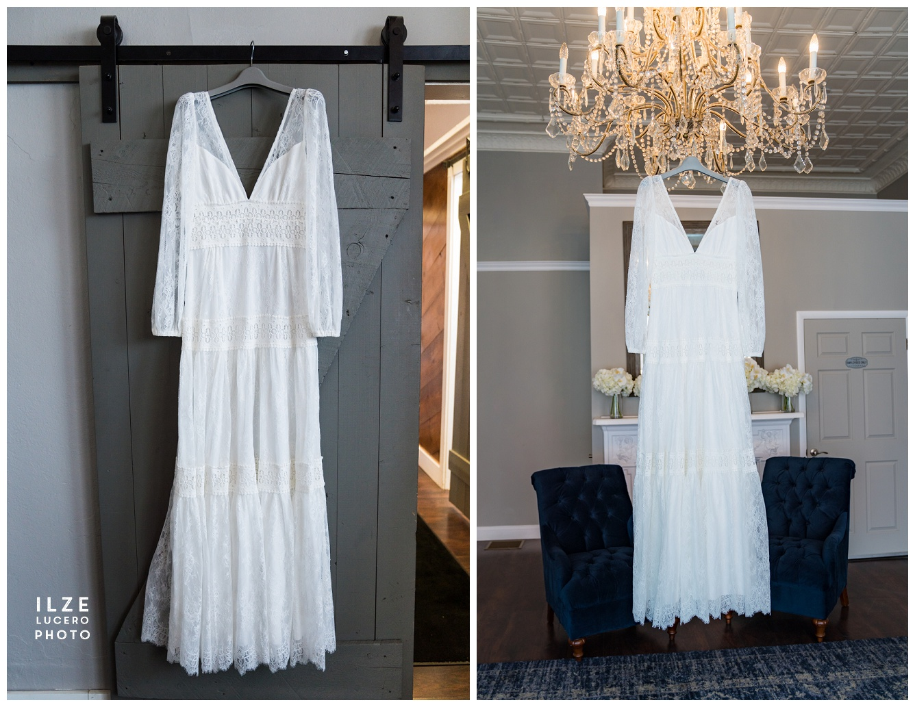 Boho Wedding Dress from Ivory loft bridal