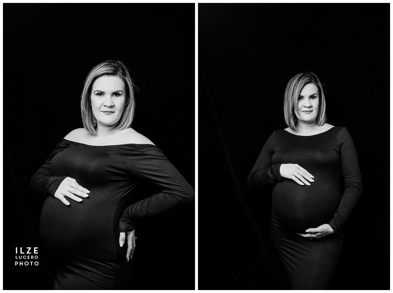 Magazine Style Maternity Photo Shoot