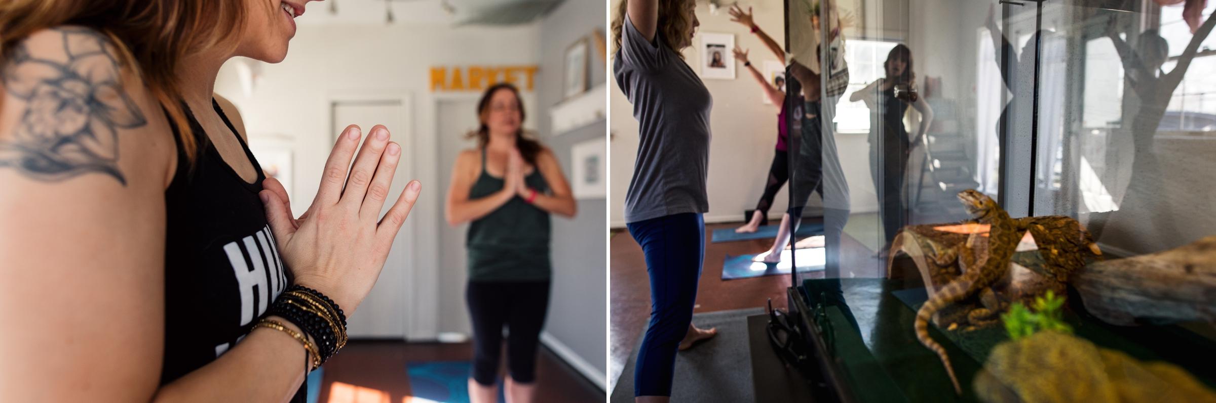 colorado springs yoga studio, denver yoga studio, colorado headshot photographer