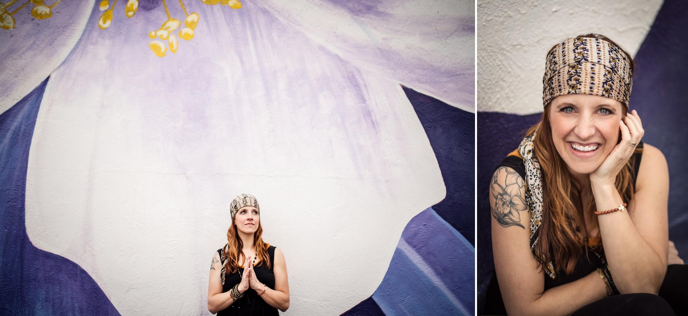 creative headshot photographer, environmental portraits