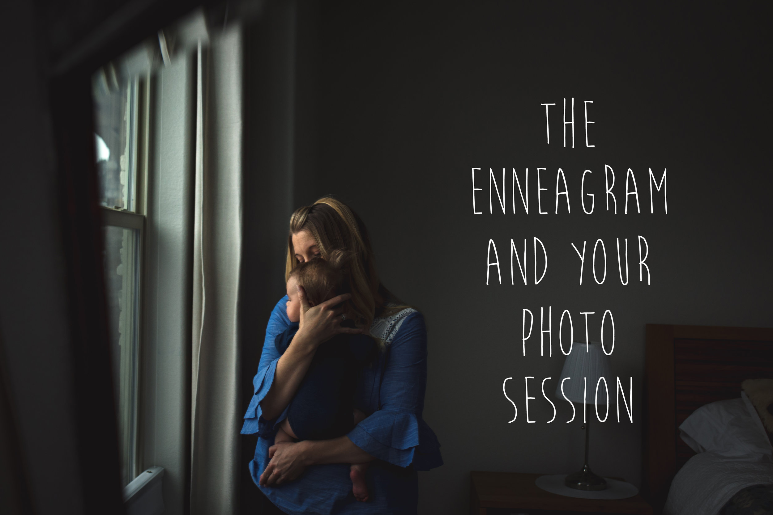 enneagram personality test photography