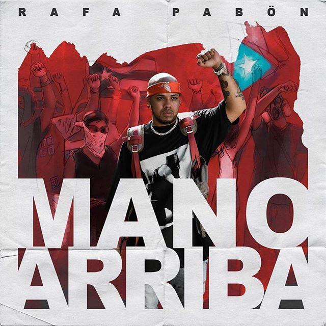 @rafapabonmusic #manoarriba