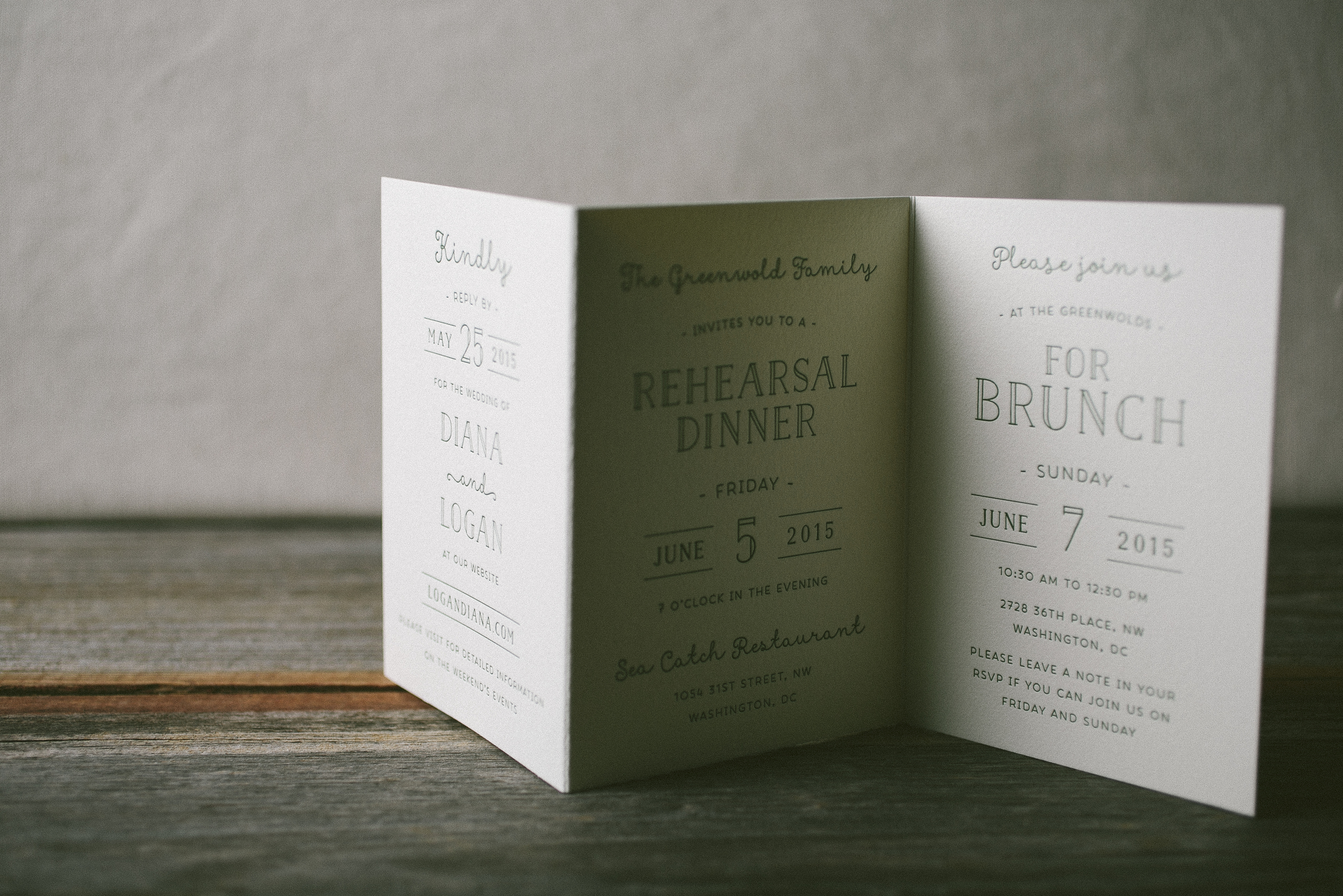 Wedding stationery as   Unique As You
