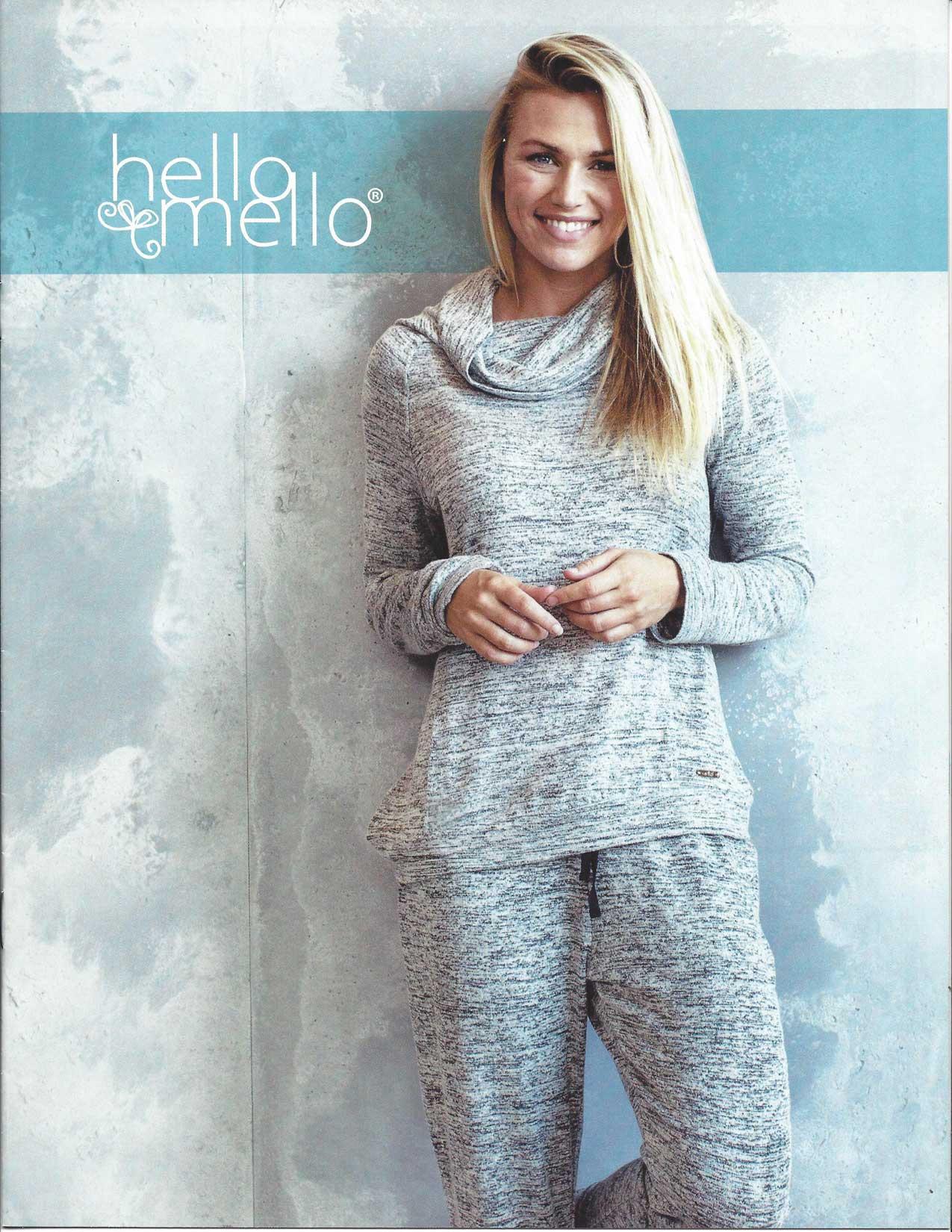 Hello Mello Lounge Wear