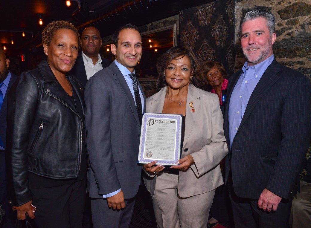 C. Virginia Fields Award 2016