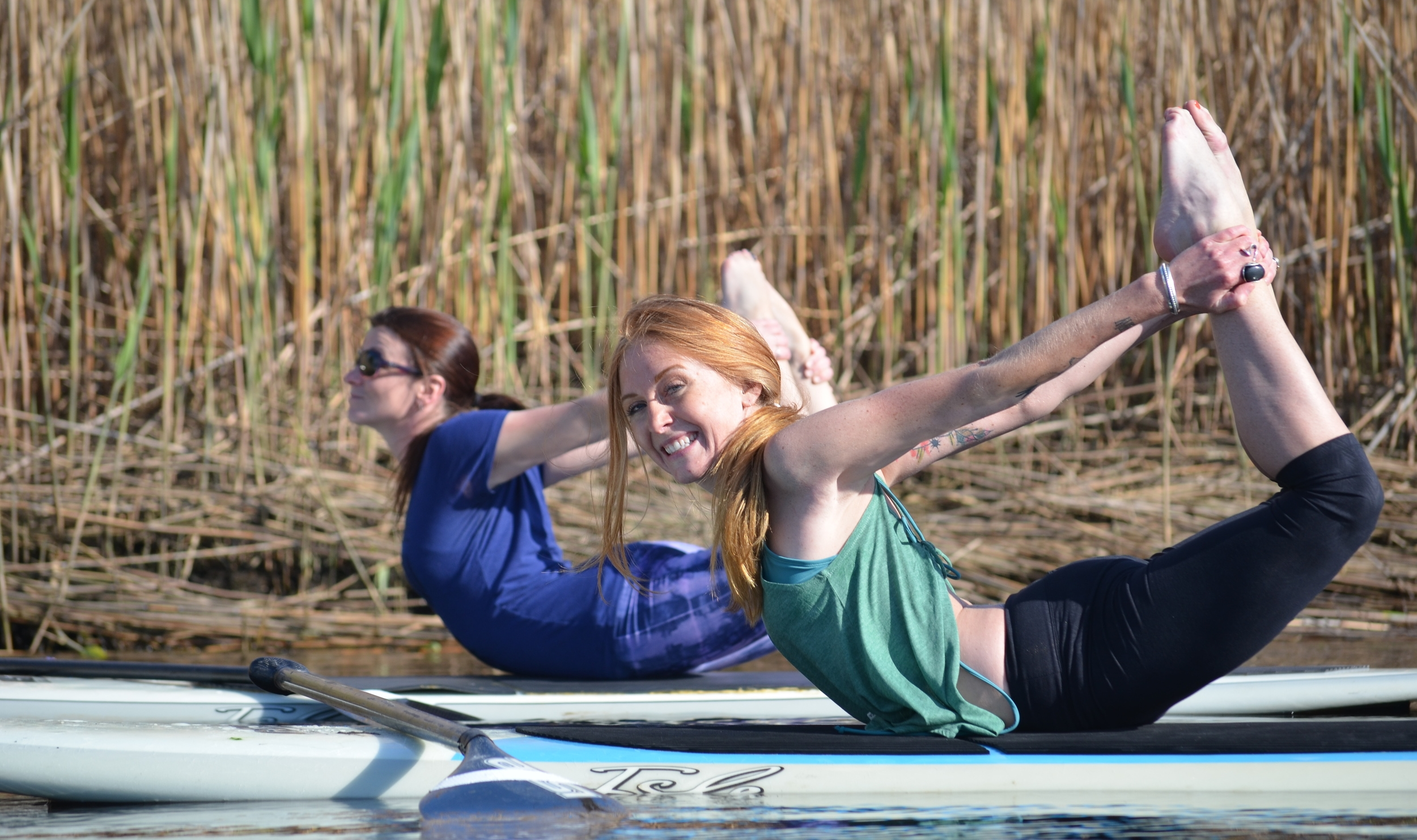 paddle board yoga ri, stand up paddle yoga westerly,