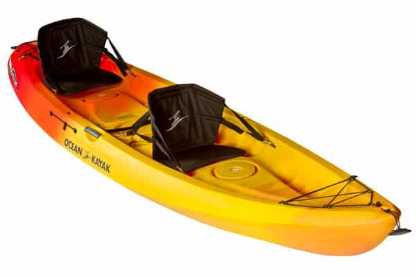 KAYAK RENTAL - Paddle the river between the states.