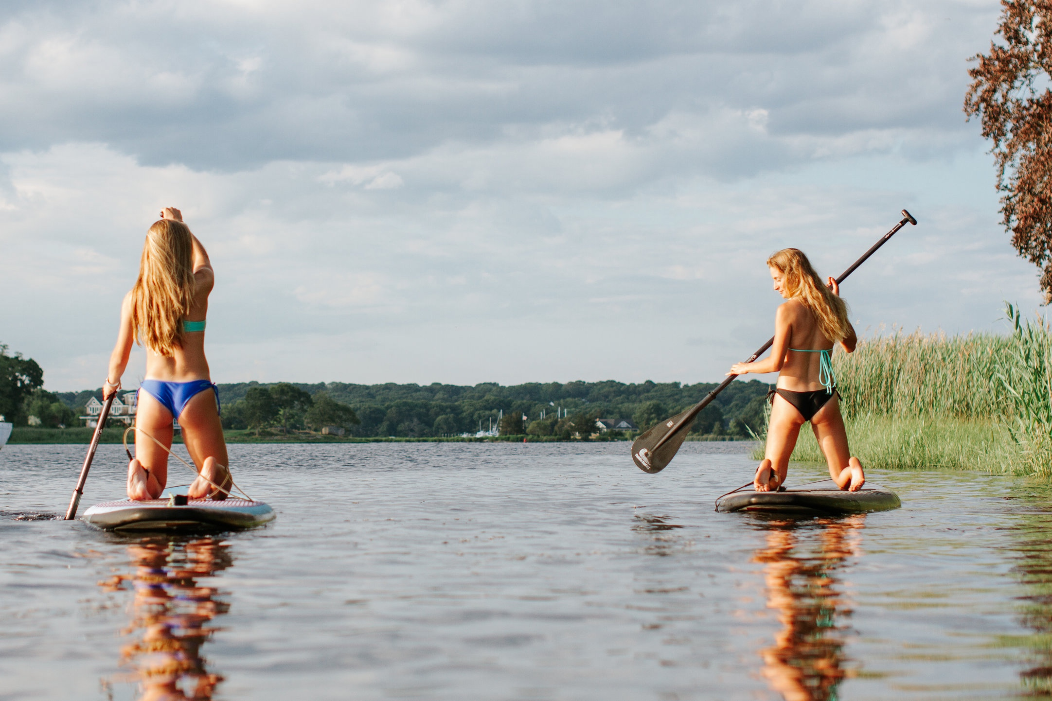 MEMBERSHIP - Unlimited Stand Up Paddling all Summer long! Single & Family options.