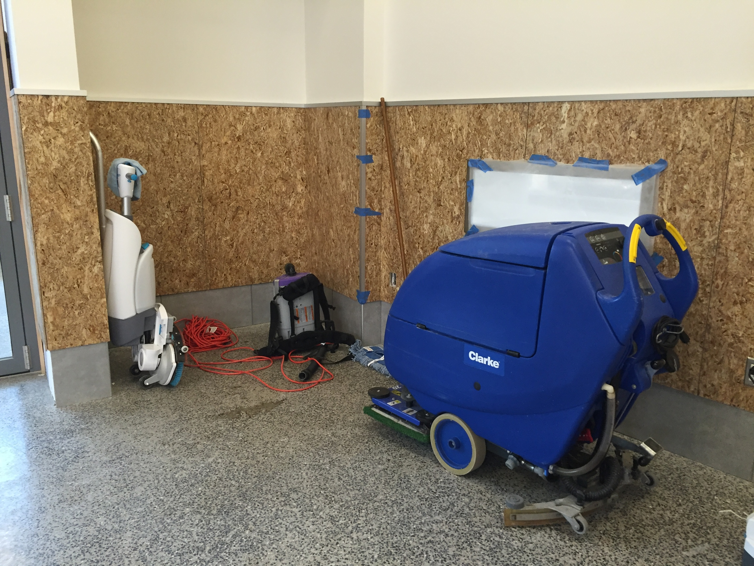 Upstate New York Final Construction Cleaning