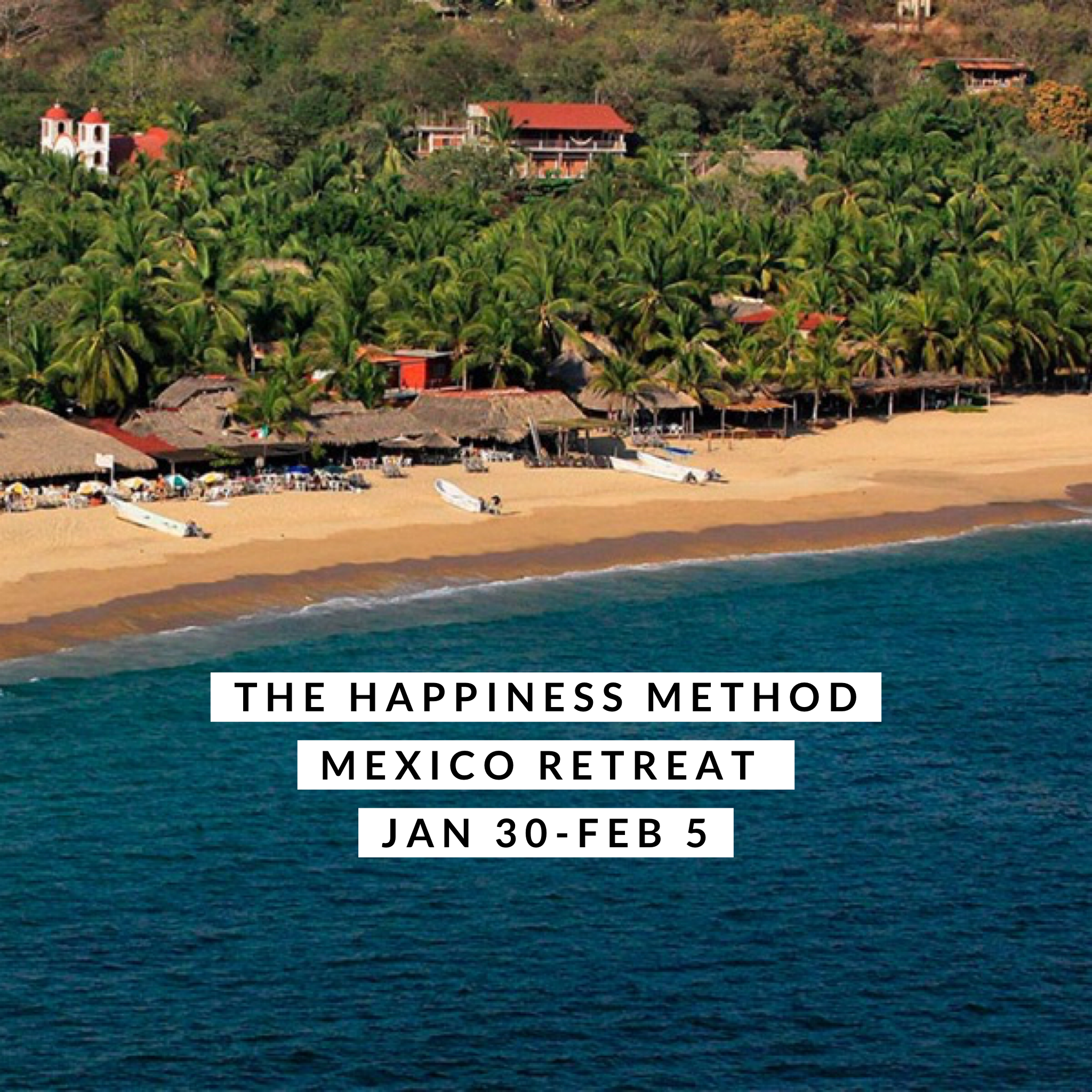 When was the last time you dedicated yourself to the things that bring you true joy?This special retreat was designed for you to come play, heal, and create deeper connections to yourself and nature in the hidden paradise of Mazunte, Mexico. - MEDITATIONBREATHWORKYOGAWISDOMADVENTURELEARN MORE HERE
