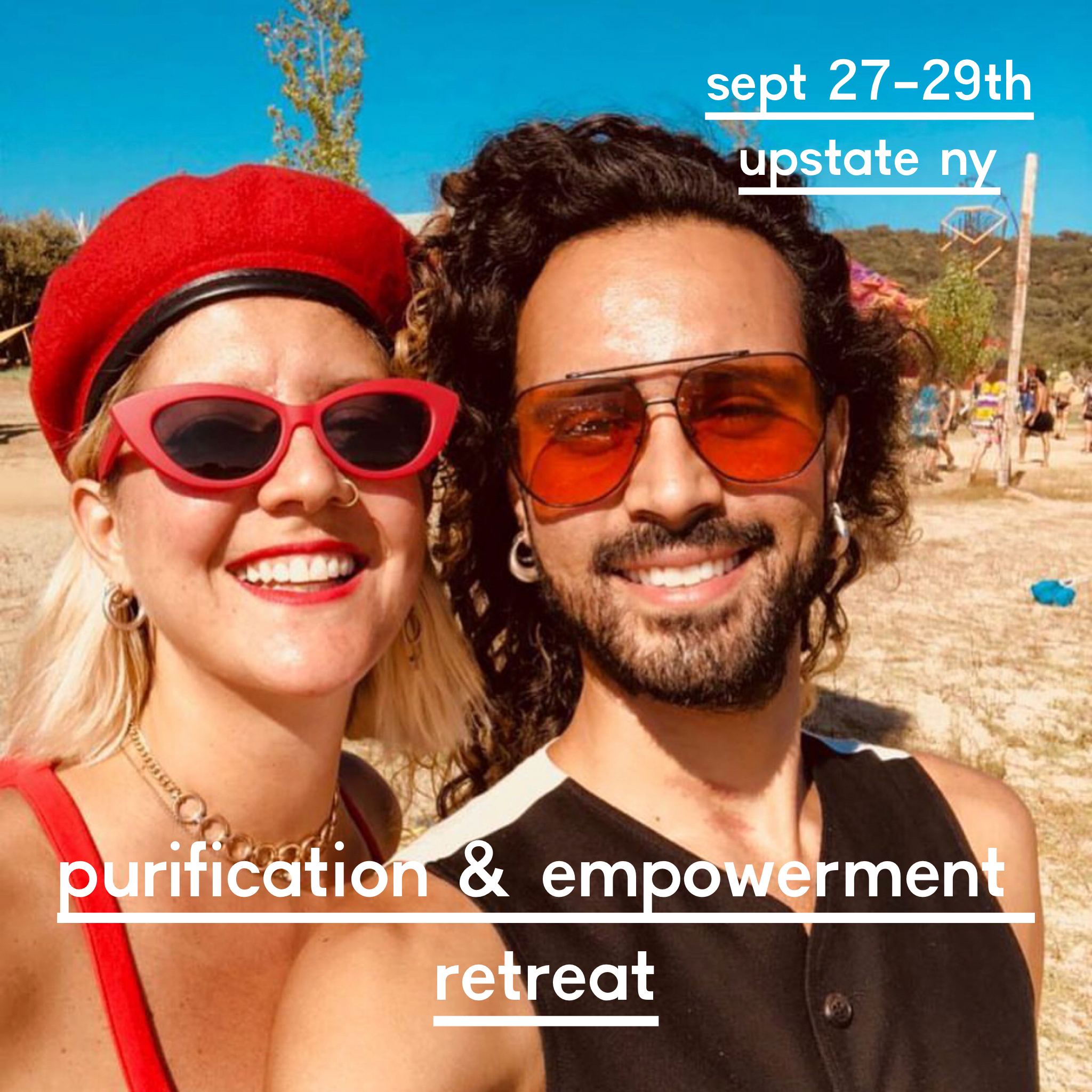 Why purify? In order to reconnect with our spiritual heart -- the part of us that is already awake, guiding us towards our purpose -- we must purify ourselves from old habits to create a sustainable, happy life. - MAHA ROSE NORTH130 MORGAN HILL ROAD, HURLEY, NY.Join us