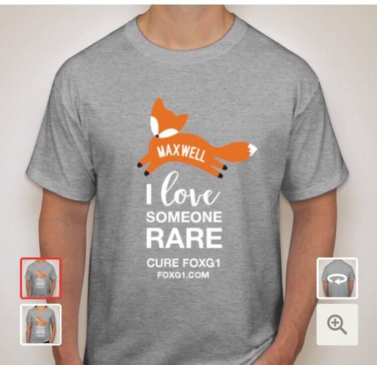 T-Shirt Design on Booster.com/maxthefox