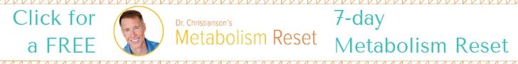 metabolism reset program dr christianson