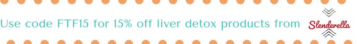 liver detox drink slenderella