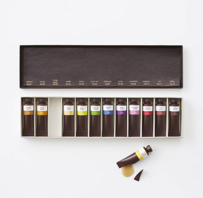 chocolate-paint-nendo-1