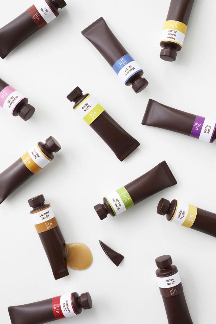 chocolate-paint-nendo-2
