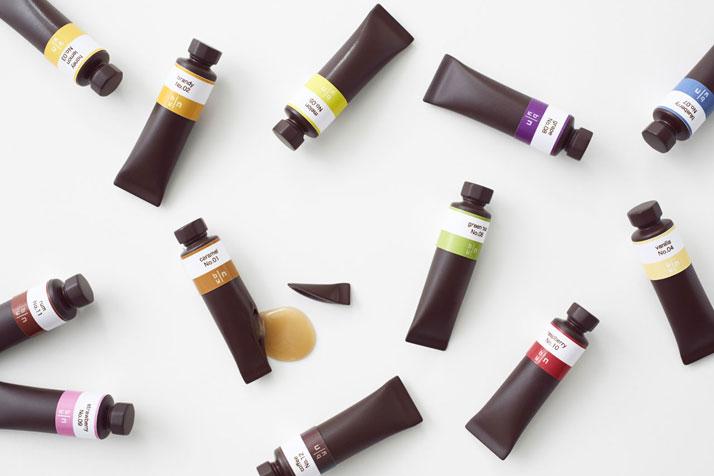 chocolate-paint-nendo-4