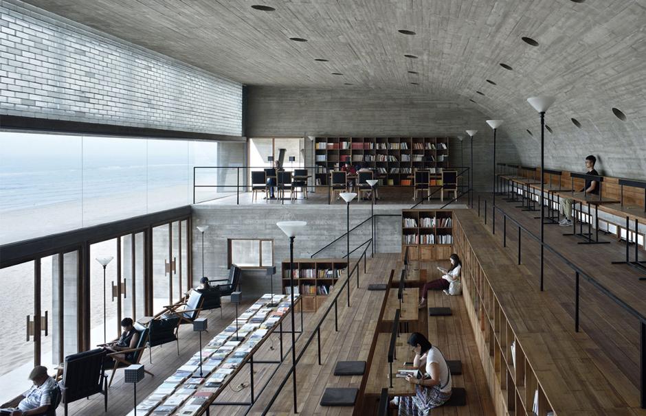 seashore-library-vector-architects
