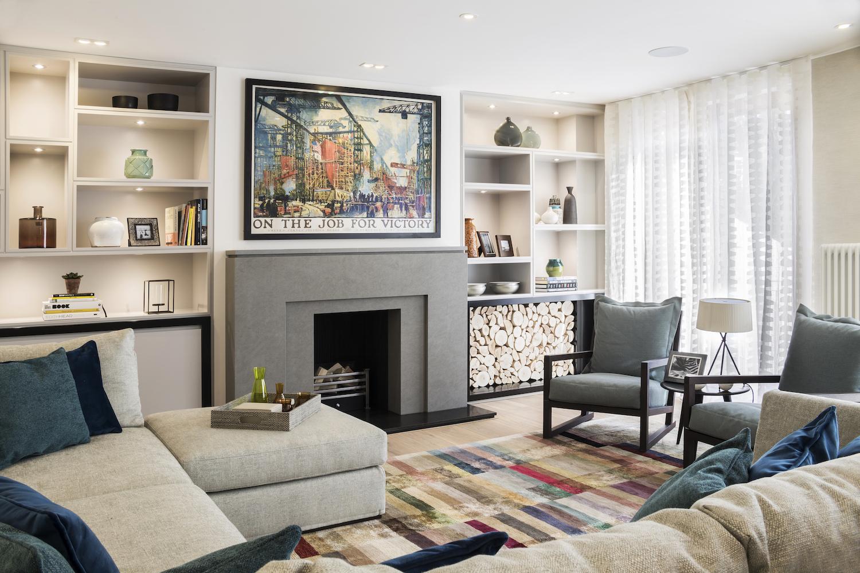 3rd Floor - Formal Living Room