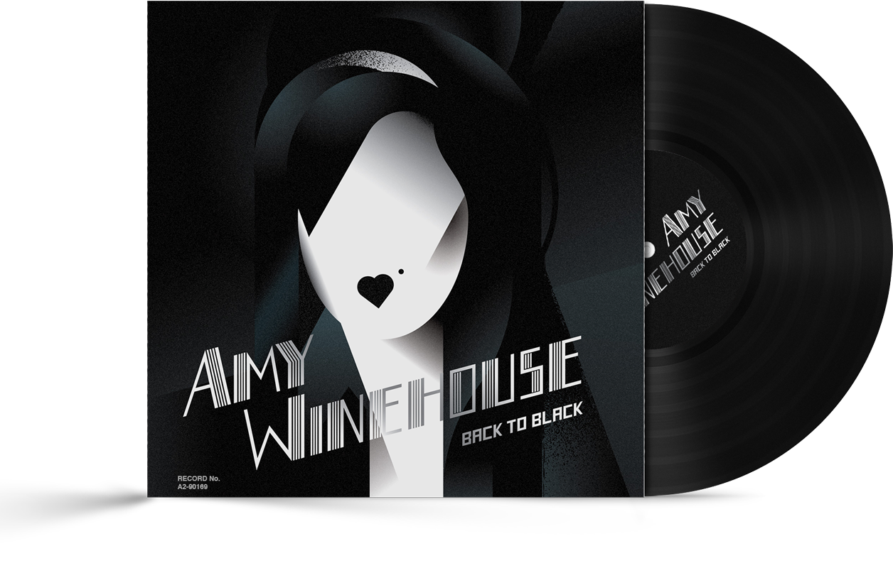 Amy Winehouse - Reimagined by Sergey Serebrennikov