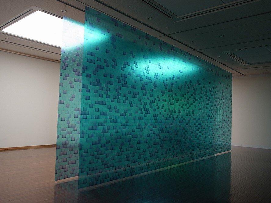 Wasser Wände (water wall)