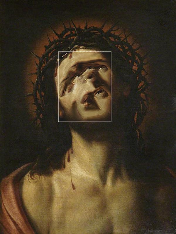 org. Ecce Homo / Guido Reni (1650)