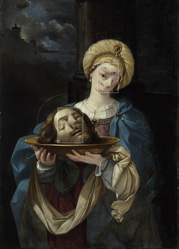Salome with the Head of John the Baptist (1635)