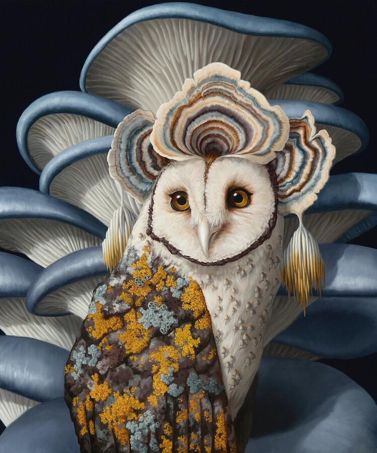 Mother Mycelium - Jon Ching