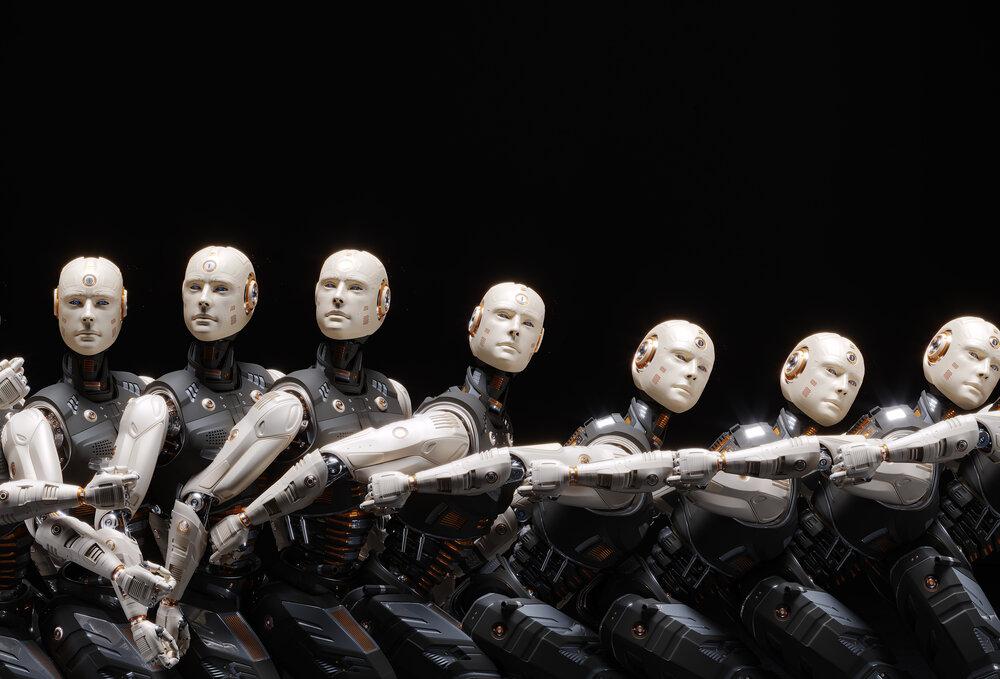 Robotica by Giuseppe Lo Schiavo