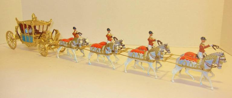 Britains Historical Series 9401 - The Coronation Coach