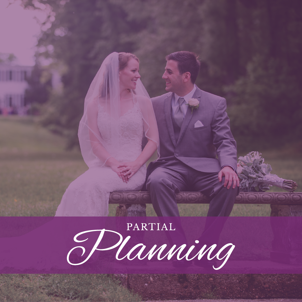 Pure Elegance Events - Partial Planning