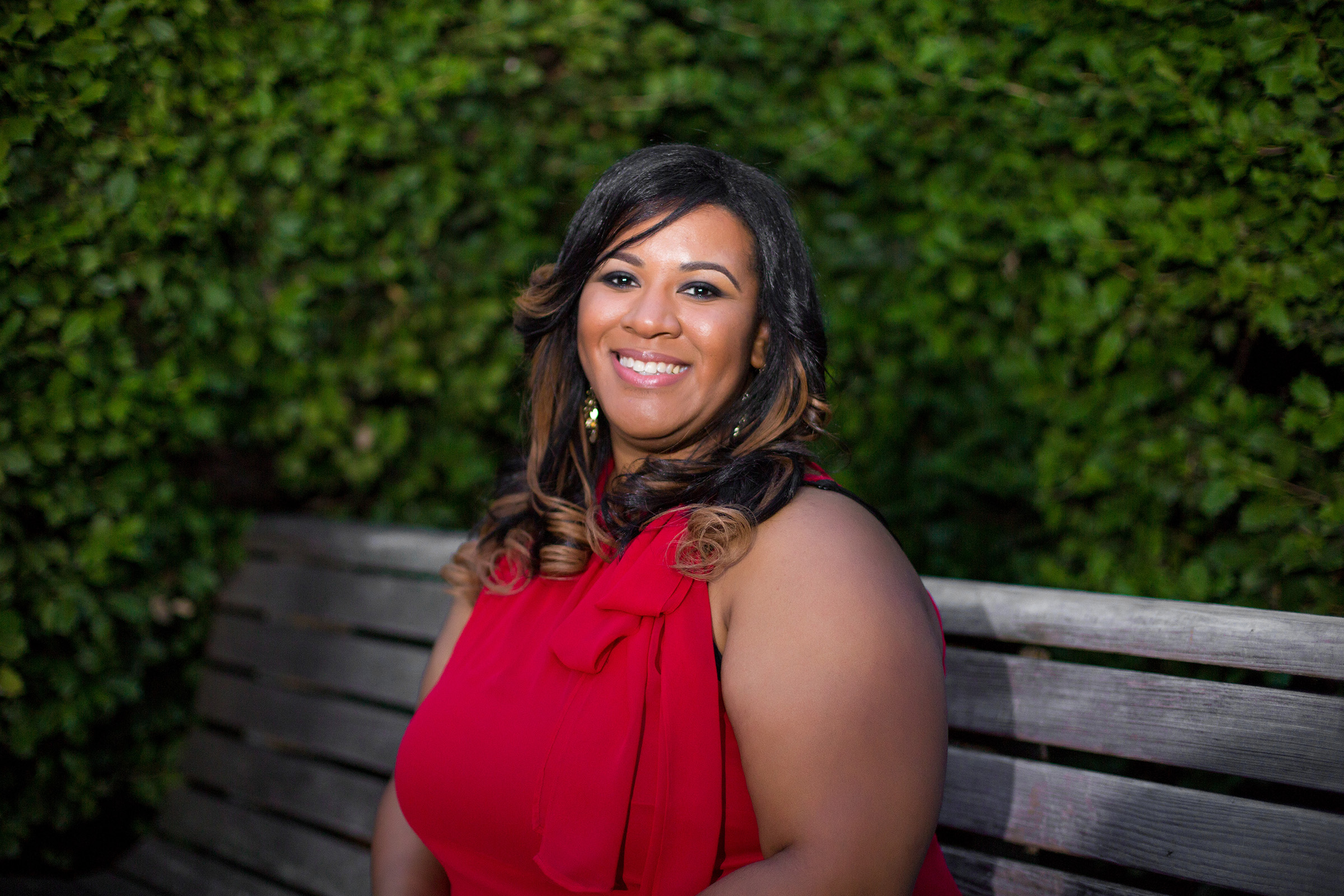 Pure Elegance Events - Meet Tynise Page