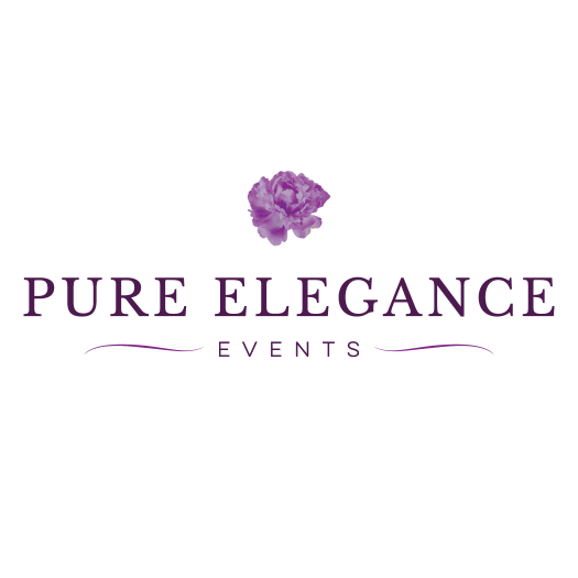 Pure Elegance Events Logo