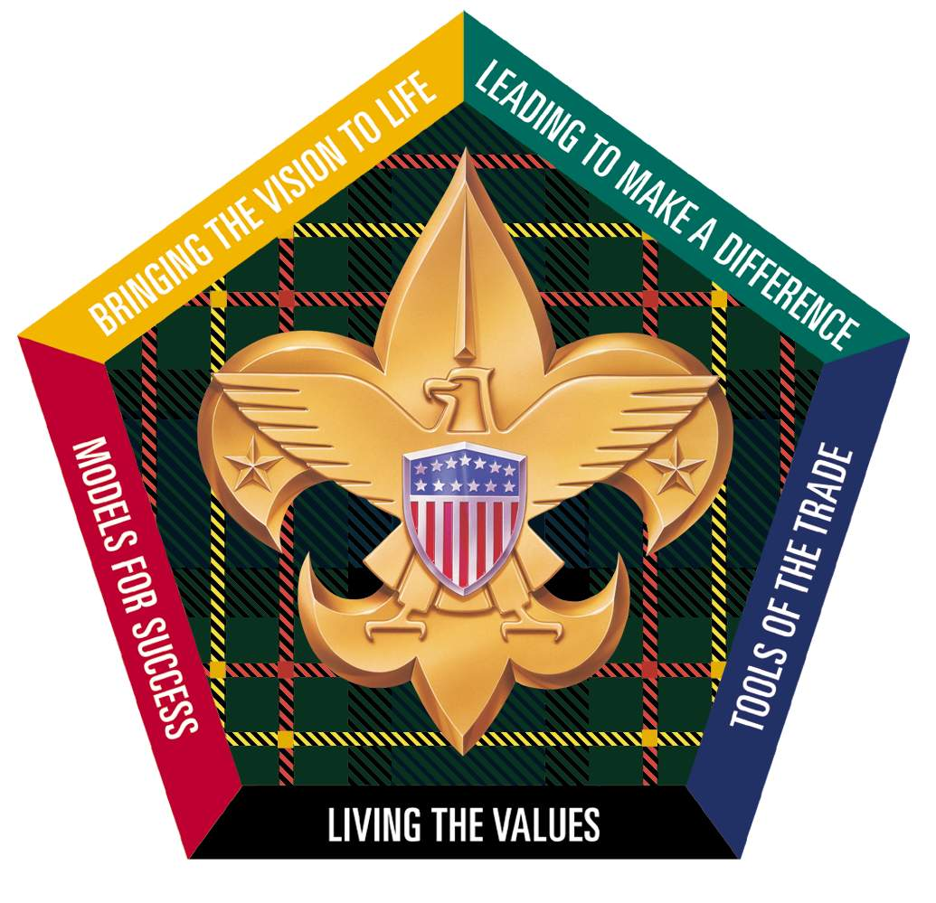 Sign up for Wood Badge. Space is limited!