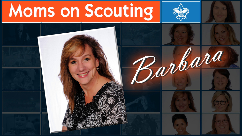 Barbara - Scout Mom