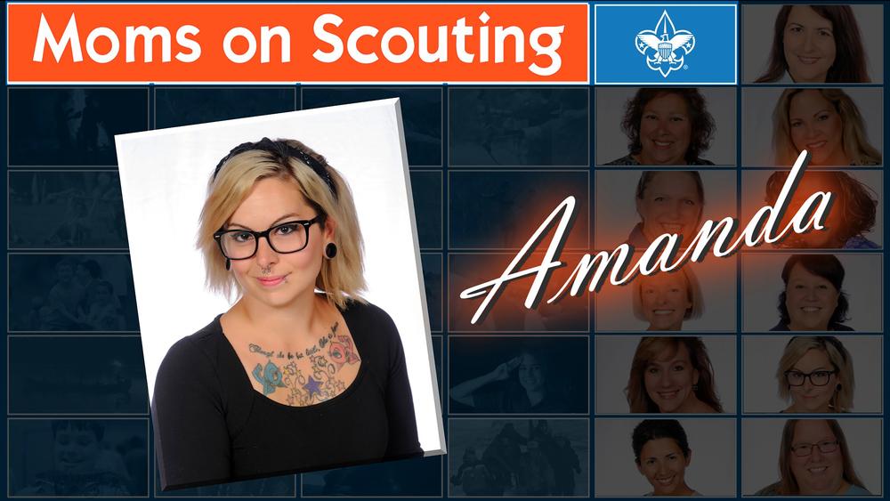 Amanda - Scout Mom