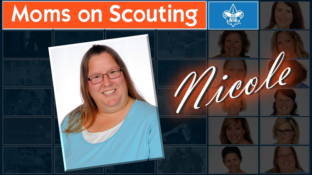 Nicole - Scout Mom