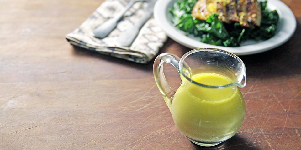 Lemon Dijon Salad Dressing