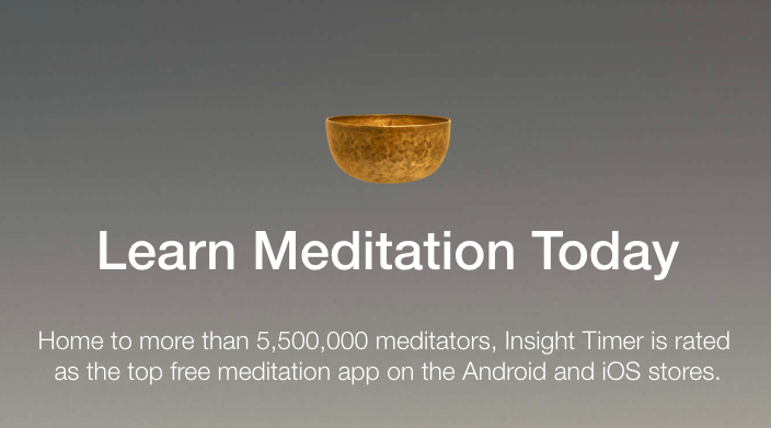 Insight Timer - Guided Chakra Meditation 9:50 minutes
