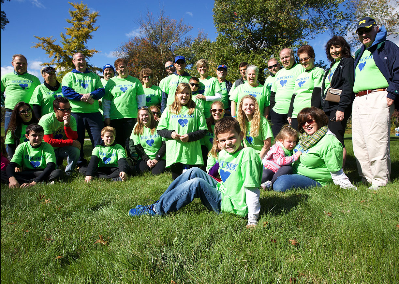 Austism Speaks family team walk Madison.jpg