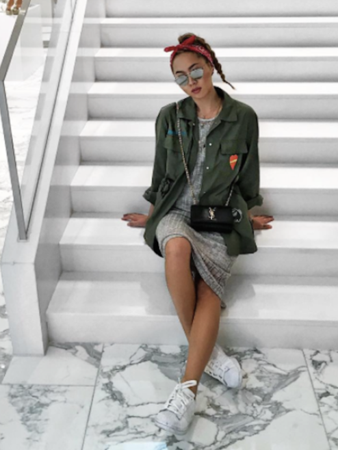 Blogger Dani Song