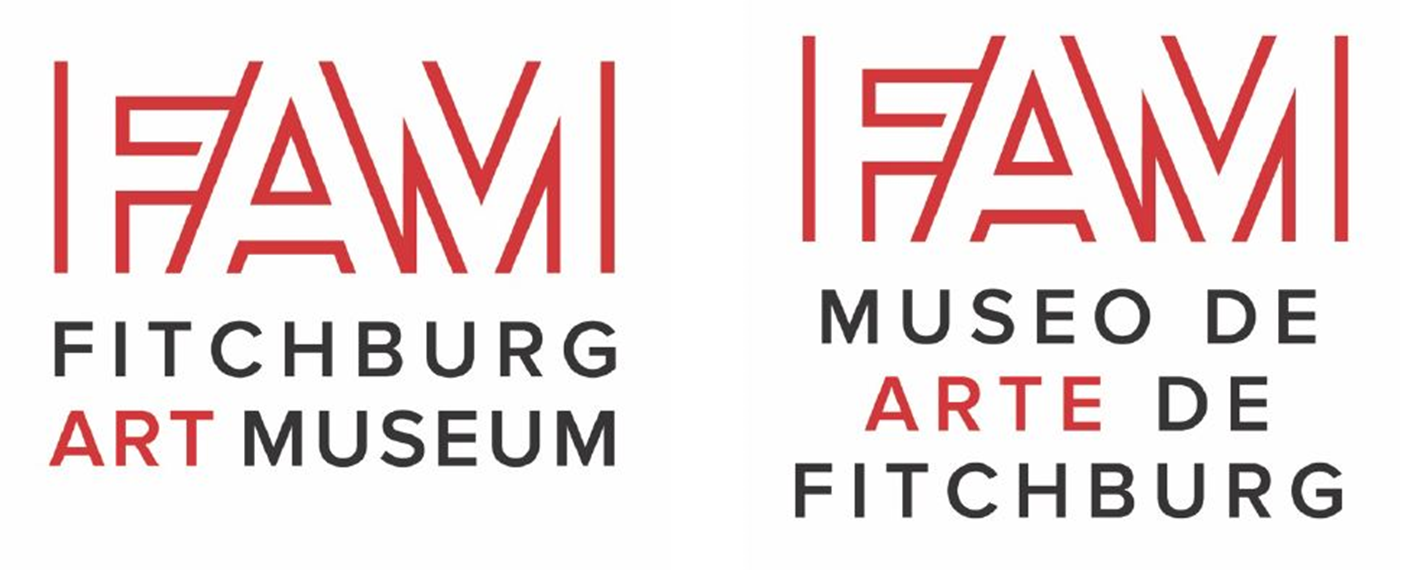 The logo will also appear in a Spanish language version, as part of FAM's Bilingual Museum Initiative, to better serve the city's 30% Latino residents.