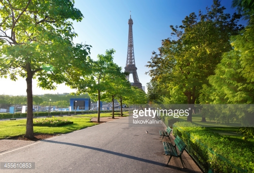 Paris, France. I have this fantasy of having coffee and a baguette overlooking the river.