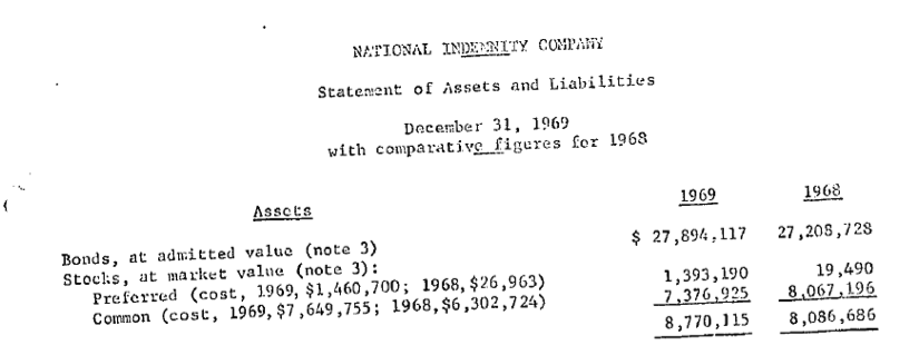 Warren Buffett Letter 1969 - 4