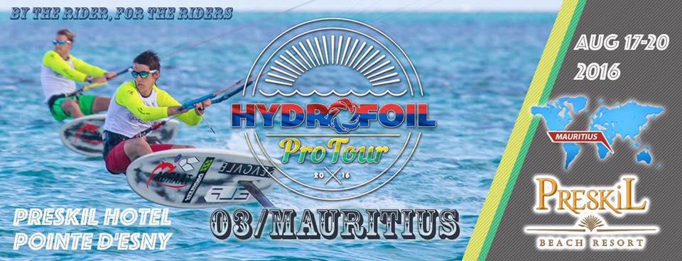 Copyright: Hydrofoil Pro Tour