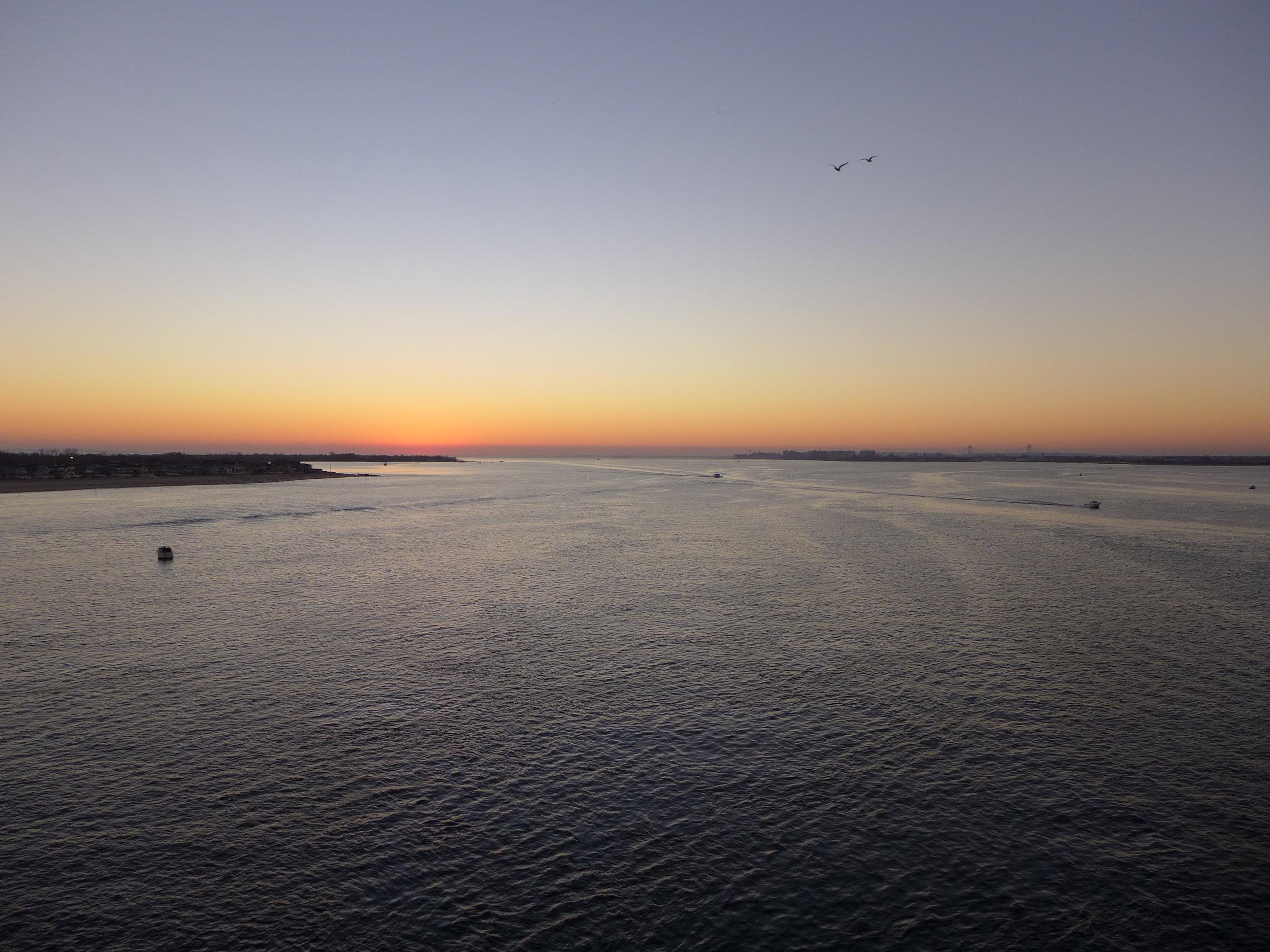 View From Marine Parkway Bridge