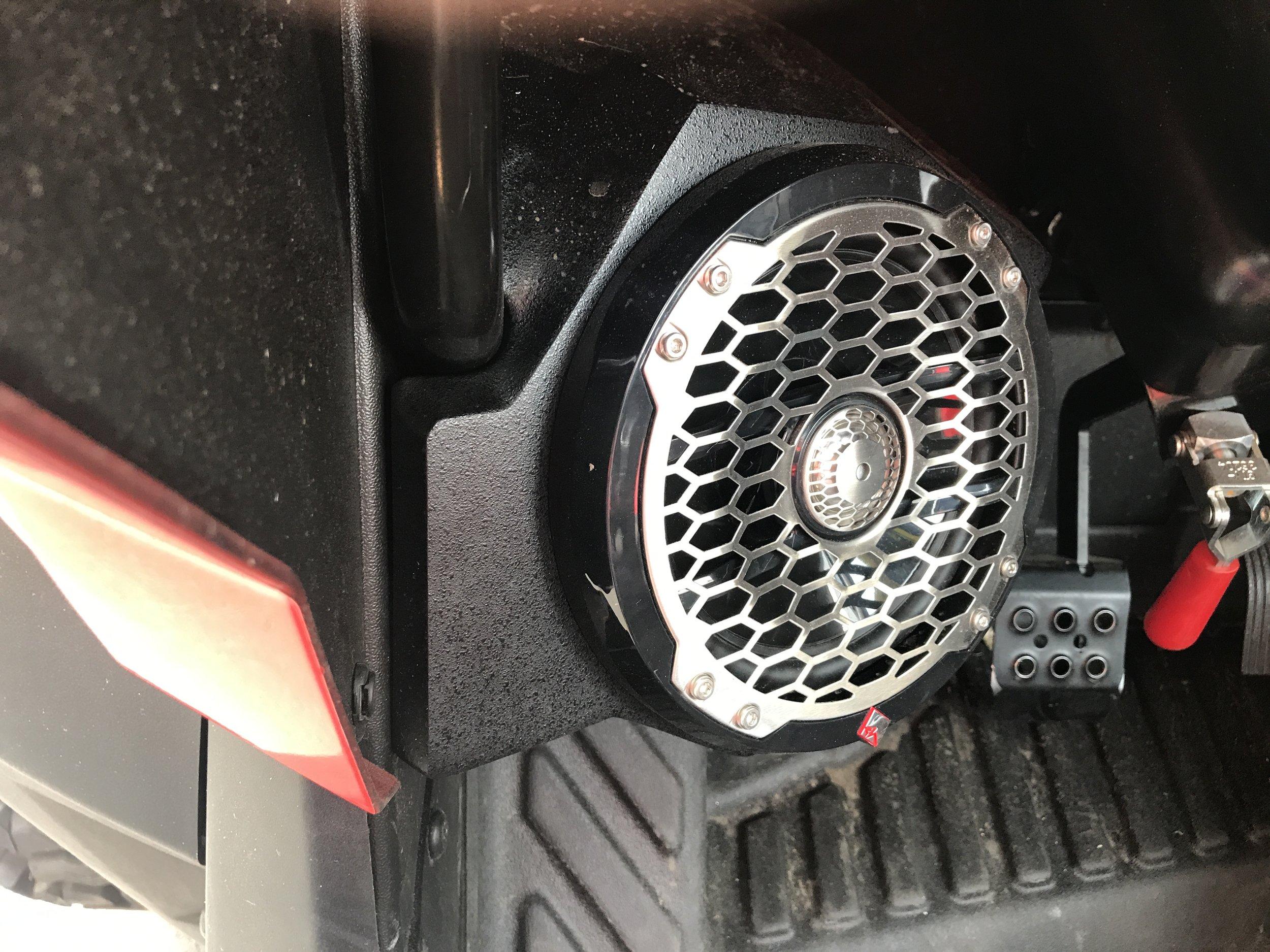 Left Pod Speaker-Rockford